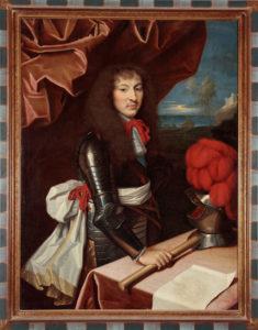 Louis IV De Mignard