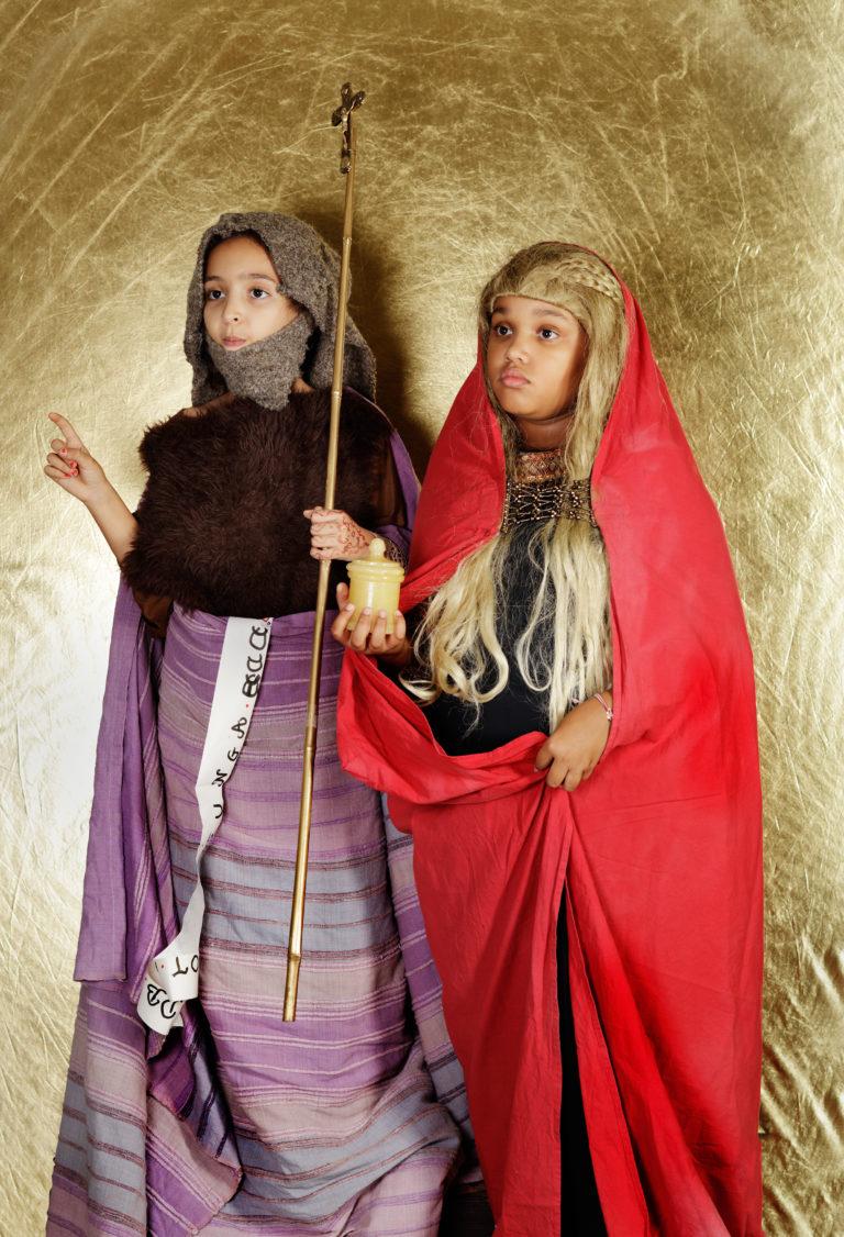 Sainte Jean-Baptiste et Sainte Madeleine