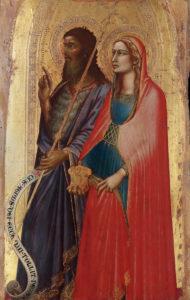 Saint jean Batiste et Marie Madeleine