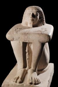 Statue Cube Hori