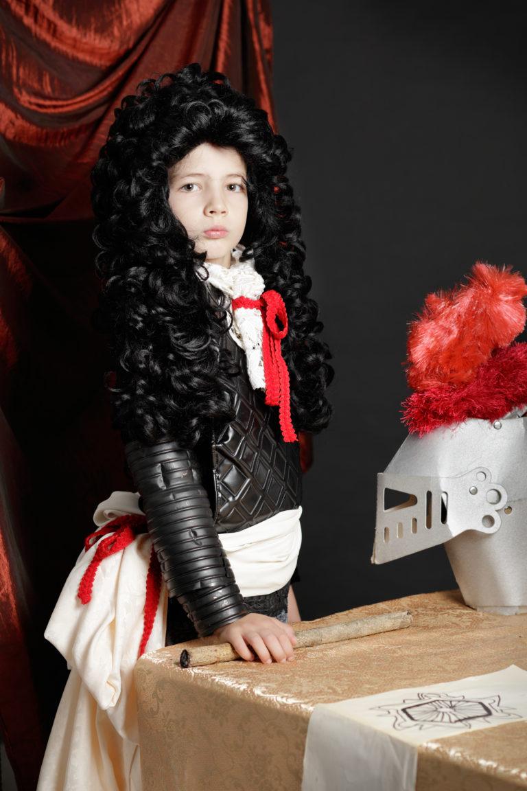 Louis XIV © Franck Couvreur